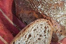 chlieb a pečivo kváskové