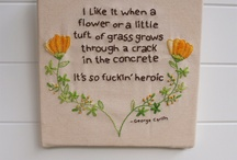 Quotes / by Meghan Vortherms