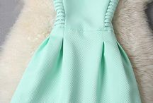 mint dresses