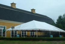 Tents by Jerome's / Tents for Weddings, BBQ's, Graduation parties, Birthday parties, Anniversaries.. Stages and Booths for Graduation and Job fairs