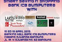Dokumentasi Pranandari / Pameran Bank Icb Bumiputera