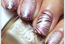 Nail  (ногти)