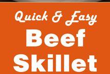 Skillet Meals!!!!!!