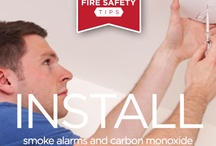 Fire Safety / by Harman Stoves