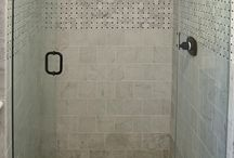 Showers and bathrooms