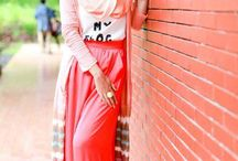Hijab fashion style / hijab fashion style