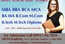 A Group of Regular and Distance Education / MCM Academy - We are providing Regular & Distance courses through various UGC, DEC, AICTE & MHRD (Govt. of India) Approved universities. Admission Open Call Now: +919999-13-7074.