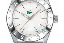 Lacoste Watches - February 2014 / View collection: http://www.e-oro.gr/lacoste-rologia/