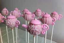 Cake Pops / by Tina Marie Hanson