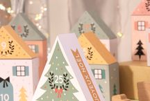 Calendrier de l'Avent DIY - A faire / Vous souhaitez faire votre calendrier de l'avent ? Voici quelques exemples de calendriers de l'avent maison DIY.    Retrouvez notre selection sur le site : www.calendriers-de-lavent.com