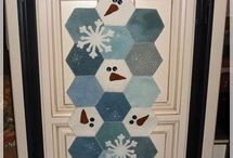quilting / by Kathy Pfarr Dunklee
