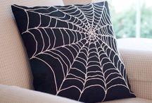 halloween poduszki