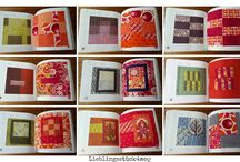 Tula Pink  City Sampler - German QAL / Tula Pink  City Sampler - German QAL