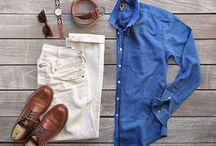 Estilo de roupas