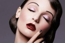 Daring makeup styles
