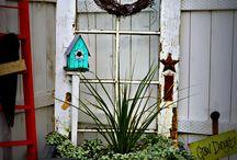 Garden Ideas / by Cassie Everson