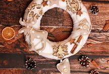 Christmas Dekor / Christmas Vianocne dekoracie SlavkaM handmade