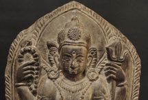 South East Asia - India - Stone Sculpture / Ancient stone sculpture from India - take a look @ www.arte-orientale.com