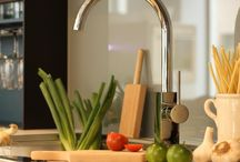 QUADRA Design - VIZIO Cucina kitchen taps