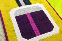 Sewing - mini quilt
