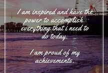 Daily Affirmations / Eleven26 Jewelry is a spiritual lifestyle jewelry brand that empower women and combats homelessness for women & children living in shelters. Visit our website http://www.etsy.com/shop/Eleven26Jewelry to learn more.