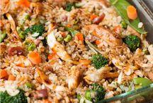Dinners - Rice