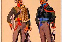 19th century military uniform