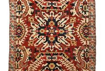 Caucasian Rugs / Mostly important ones, but some that are just appealing!