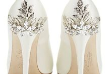 Wedding Shoes / Wedding Shoes can be just as important as the dress! The perfect shoes add the finishing touch, to ensure the gown is the perfect length!  This board is full of inspiration!