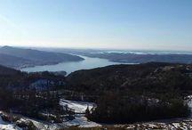 Bergens fjellstrekninger