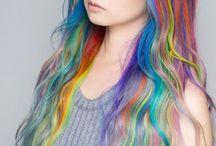 Mermaid Hair Inspiration / Mermaid Hair Inspiration