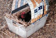 nesting box / by Wanda Detrow