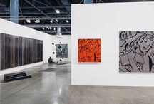 ART BASEL MIAMI 2014 / View of Galerie Perrotin booth #G06 at Art Basel Miami Beach, 4/7 December 2014.