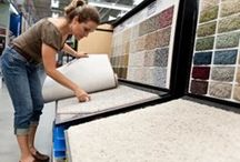 Shopping for Carpet / Buying new carpet doesn't have to be difficult. Follow our guides to get the best carpet for your home.