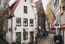 German architecture and natural beauty of Germany