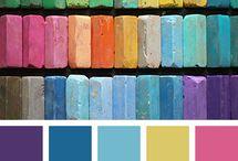 Paletas / Colores