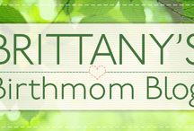 Brittany's Birthmom Blog / Brittany's Blog will be a place where birth parents can learn from each other. Facing an unplanned pregnancy  can be stressful. The hope is that by sharing experiences and feelings, we can make this time less stressful and more supported. Here is Brittany's journey through the decision to make an adoption plan.  We hope you'll check in regularly.