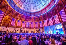 2016 EDUCE Large University Gala / EVENTEQ worked with producer EDUCE to design and deliver audio, lighting, video and scenic solutions for a large university fundraising gala