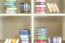 Patterned Ribbon Collection / by Carrier Bag Shop