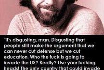 The Wisdom of George Carlin