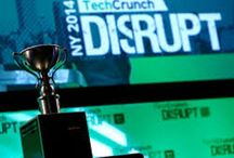 Cheer Up! Crate for Winning Disrupt Europe 2014 Trophy