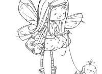 Stempels fairies