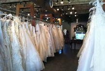 Wedding Gowns We Love / Wedding gown inspiration.