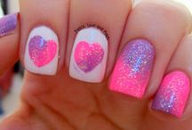 Loves - Valentines' Nail Art / Gorgeous ideas for Valentine's Day