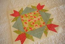 QUILT BLOCKS / by Brenda Tennis Lewis