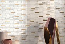 Gold Tiles