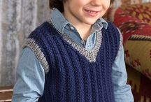 Knitting: Baby/Kids / Patterns for knitted clothes for babies and children :)