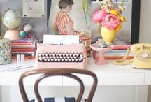 Work spaces / by Eleana Marques