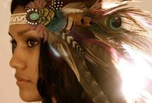 Indianer Kostüm Mit Federn