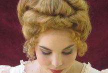 Victorian wigs